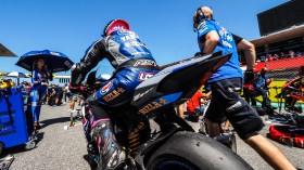 Alex Lowes, Pata Yamaha WorldSBK Team, Portimao RACE 1