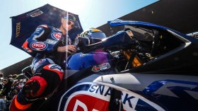 Michael van der Mark, Pata Yamaha WorldSBK Team, Portimao RACE 1