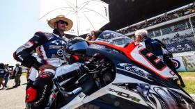 Jordi Torres, Team Pedercini Racing, Portimao RACE 1