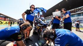 Loris Baz, Ten Kate Racing - Yamaha, Portimao RACE 1