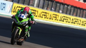 Lucas Mahias, Kawasaki Pucceti Racing, Portimao Tissot Superpole