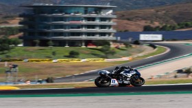 Kyle Smith, Team Pedercini Racing, Portimao Tissot Superpole