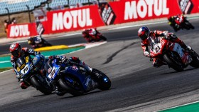 Marco Melandri, GRT Yamaha WorldSBK, Portimao RACE 1