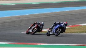 Jules Cluzel, GMT94 YAMAHA, Portimao RACE