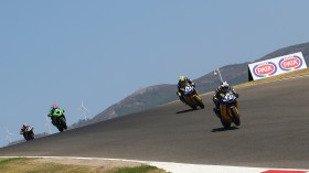 Randy Krummenacher, BARDAHL Evan Bros. WorldSSP Team, Portimao RACE