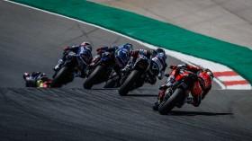 Chaz Davies, Aruba.it Racing - Ducati, Portimao RACE 2