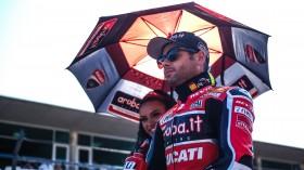 Alvaro Bautista, Aruba.it Racing - Ducati, Portimao Tissot Superpole RACE