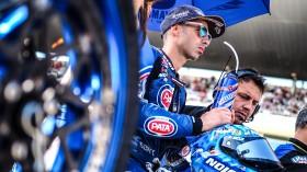 Marco Melandri, GRT Yamaha WorldSBK, Portimao Tissot Superpole RACE