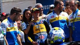 Federico Caricasulo, BARDAHL Evan Bros. WorldSSP Team, Portimao RACE