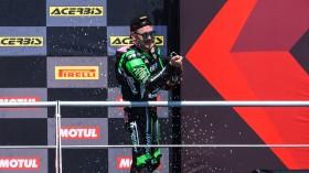 Lucas Mahias, Kawasaki Puccetti Racing, Portimao RACE
