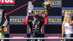 Ana Carrasco, Kawasaki Proves WorldSSP300, Portimao RACE