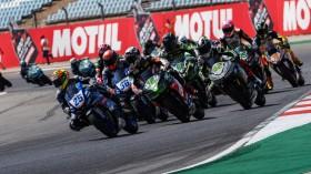 Andy Verdoia, BCD Yamaha MS Racing, Portimao RACE