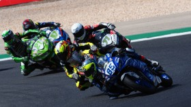 Kevin Sabatucci, Team Trasimeno Yamaha, Portimao RACE