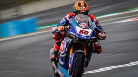Michael van der Mark, Pata Yamaha WorldSBK Team, Magny-Cours FP1