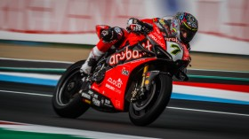 Chaz Davies, Aruba.it Racing - Ducati, Magny-Cours FP1
