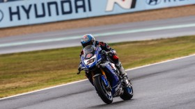 Marco Melandri, GRT Yamaha WorldSBK, Magny-Cours FP1