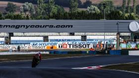 Toprak Razgatioglu, Turkish Puccetti Racing, Magny-Cours FP1