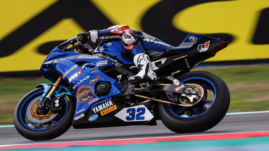 Isaac Vinales, Kallio Racing, Magny-Cours FP2