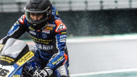 Loris Baz, Ten Kate Racing - Yamaha, Magny-Cours FP2