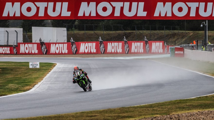 Jonathan Rea, Kawasaki Racing Team WorldSBK, Magny-Cours FP2