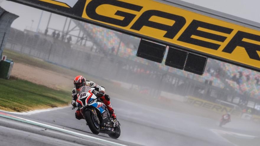 Tom Sykes, BMW Motorrad WorldSBK Team, Magny-Cours FP2