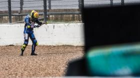 Sandro Cortese, GRT Yamaha WorldSBK, Magny-Cours FP2