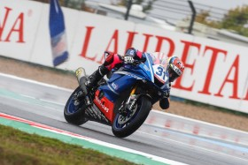 Daniel Valle, MS Racing, Magny-Cours FP2