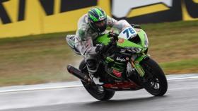 Hikari Okubo, Kawasaki Puccetti Racing, Magny-Cours FP2