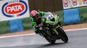 Lucas Mahias, Kawasaki Puccetti Racing, Magny-Cours FP2