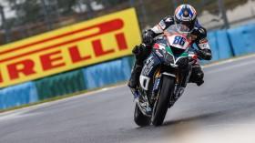 Ayrton Badovini, Team Pedercini Racing, Magny-Cours FP2