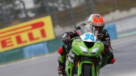 Glenn van Straalen, EAB Racing Team, Magny-Cours FP2