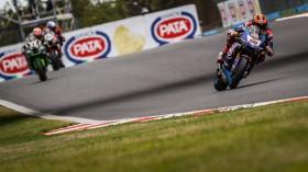 Michael van der Mark, Pata Yamaha WorldSBK Team, Magny-Cours RACE 1