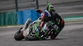 Leon Haslam, Kawasaki Racing Team WorldSBK, Magny-Cours RACE 1