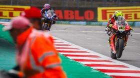 Alvaro Bautista, Aruba.it Racing - Ducati, Magny-Cours RACE 1