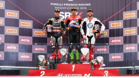 WorldSBK, Magny Cours RACE 1