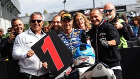 Kyle Smith, Team Pedercini Racing, Magny-Cours Tissot Superpole