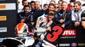 Tom Sykes, BMW Motorrad WorldSBK Team, Magny-Cours RACE 1