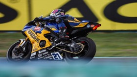 Randy Krummenacher, BARDAHL Evan Bros. WorldSSP Team, Magny-Cours Tissot Superpole