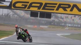 Jonathan Rea, Kawasaki Racing Team WorldSBK, Magny-Cours Tissot Superpole