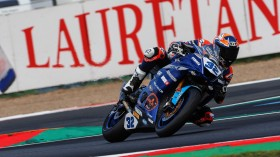 Isaac Vinales, Kallio Racing, Magny-Cours Tissot Superpole