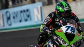 Hikari Okubo, Kawasaki Puccetti Racing, Magny-Cours Tissot Superpole