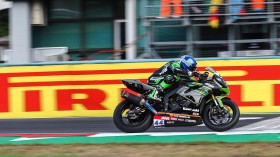 Lucas Mahias, Kawasaki Puccetti Racing, Magny-Cours Tissot Superpole