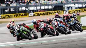 Jonathan Rea, Kawasaki Racing Team WorldSBK, Magny-Cours RACE 1