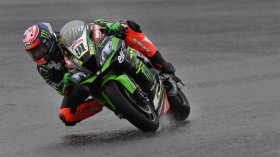 Leon Haslam, Kawasaki Racing Team WorldSBK, Magny-Cours Tissot Superpole