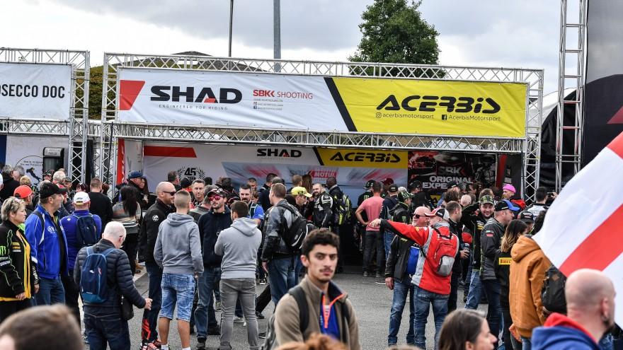 WorldSBK, Magny-Cours Fan Zone