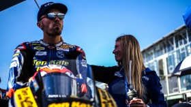 Loris Baz, Ten Kate Racing - Yamaha, Magny-Cours RACE 2