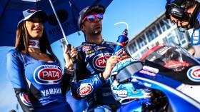 Marco Melandri, GRT Yamaha WorldSBK, Magny-Cours RACE 2
