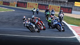 Ayrton Badovini, Team Pedercini Racing, Magny-Cours RACE