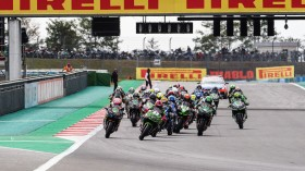 WorldSSP300, Magny-Cours RACE