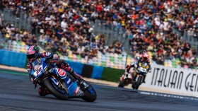Alex Lowes, Pata Yamaha Official WorldSBK Team, Magny-Cours RACE 2
